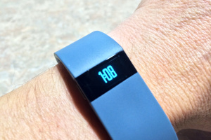 Fitbit with Caller ID