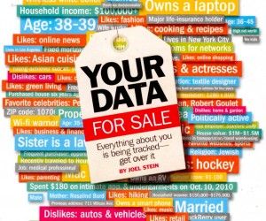 Your Data for Sale